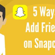 how to add someone to my snapchat