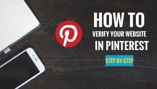 How to Verify Your Website in Pinterest
