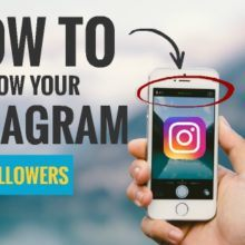 How to Grow Your Instagram Followers Cover