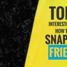 Top 3 Ways how to get Snapchat friends cover