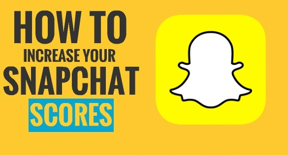 How to Increase Your Snapchat Scores 1