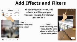 Instagram Stories Effects and Filters 1