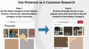 use pinterest as a customer research 2